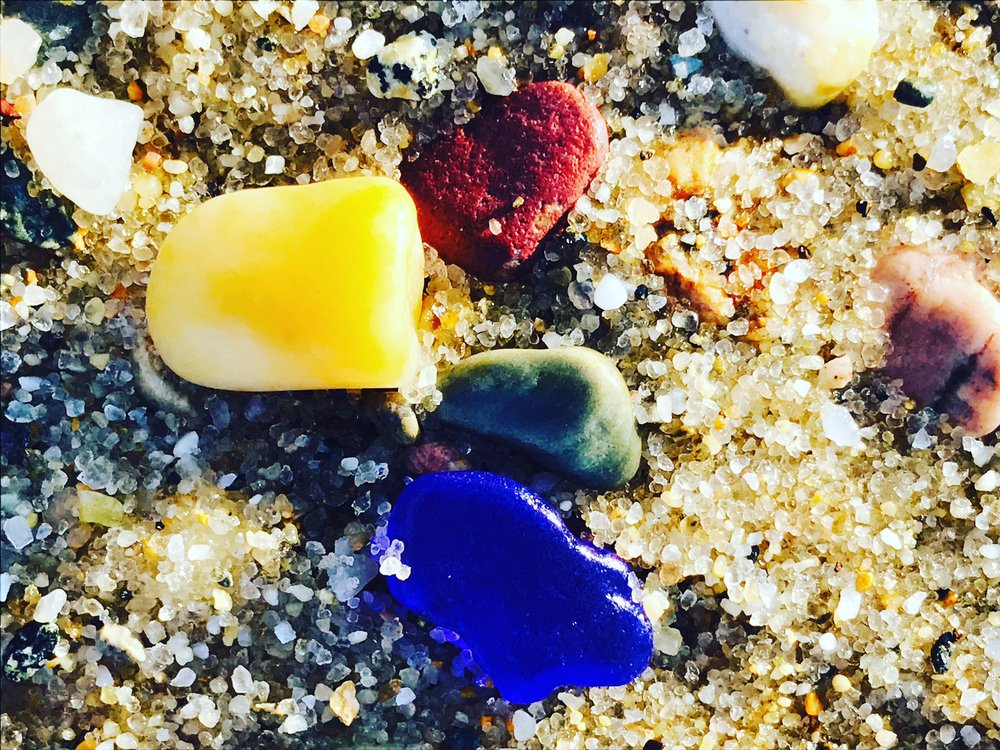 Sea Jewels, Menemsha Morning