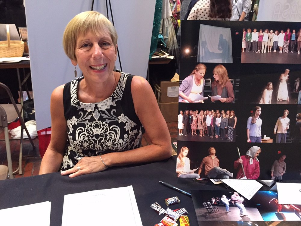 Kelly at THEATRE EXPO 2015 copy.JPG