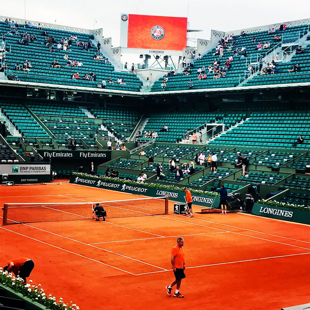 Roland Garros, French Open 2018