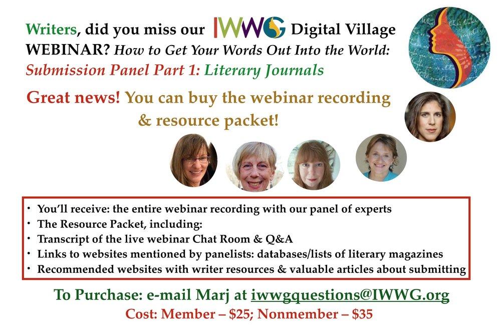 IWWG.org