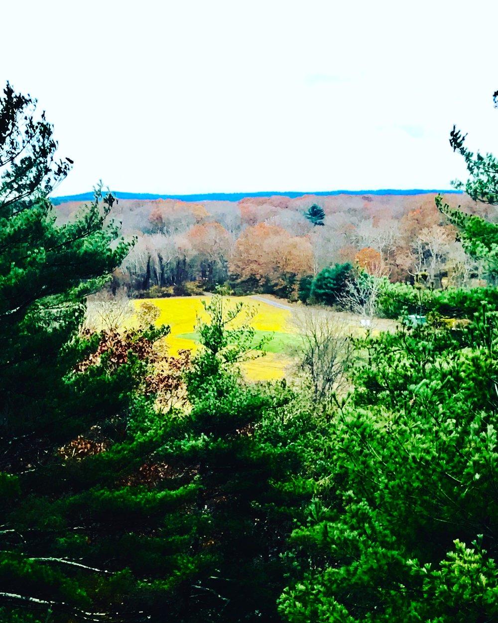 King Philip's Overlook, Rocky Narrows