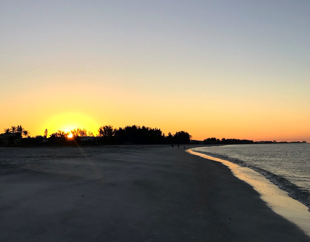 Longboat Key sunrise