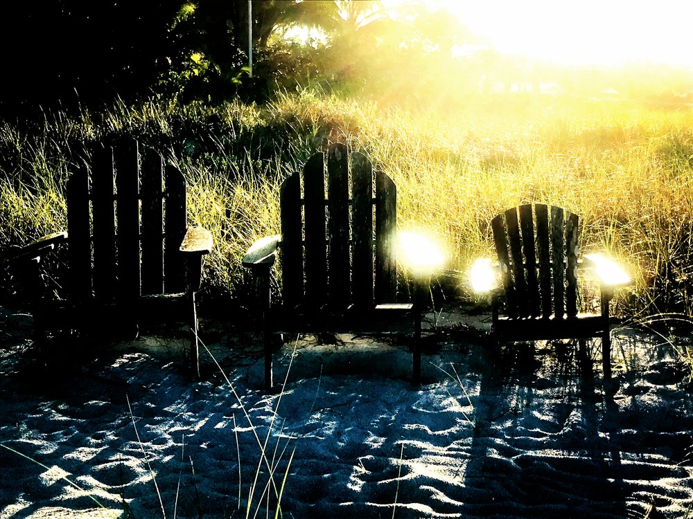 Goldilocks and the Three Chairs