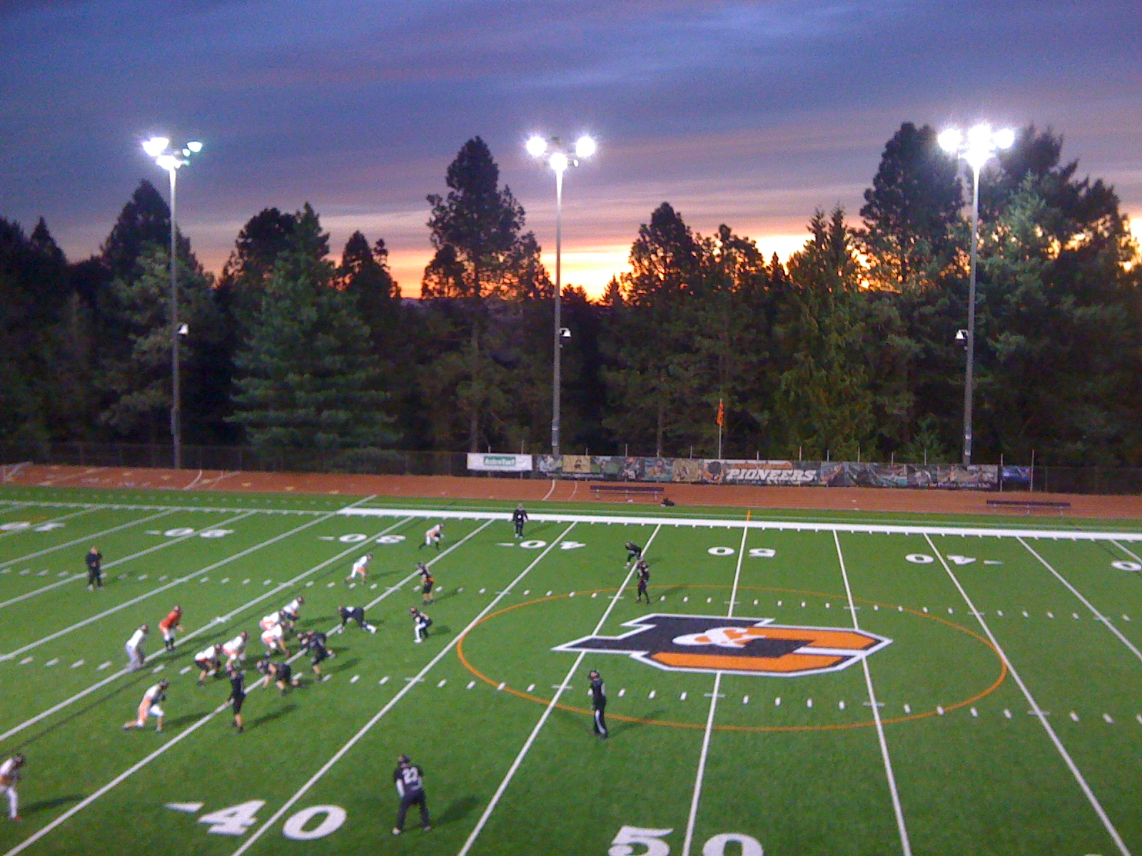 Lewis And Clark College Football Stadium