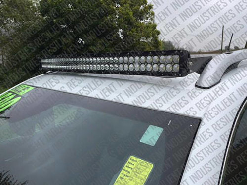 Kl cherokee roof light bar mounts resilient industries hazard sky kl cherokee roof light bar mounts resilient industries aloadofball Choice Image