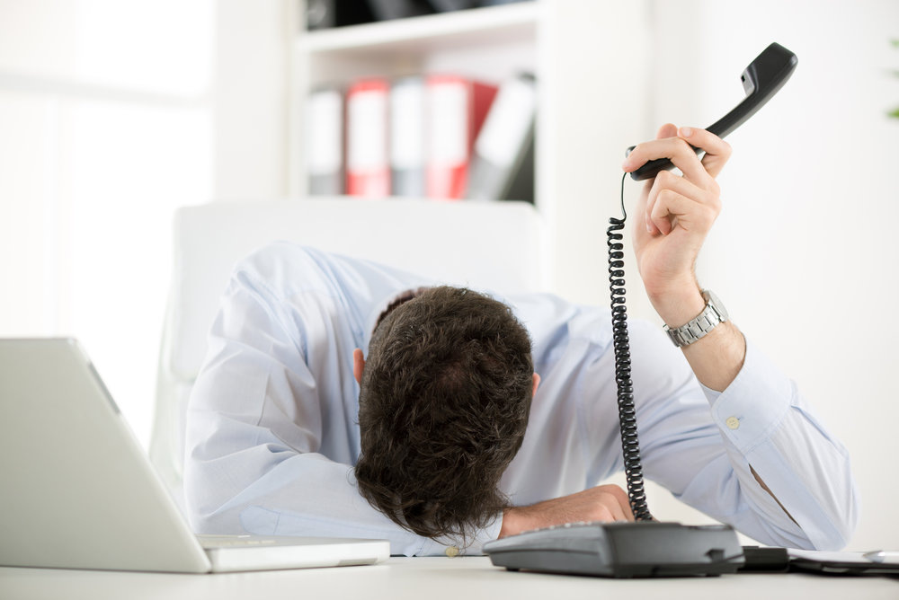 Your boss moves you to a new desk. You plug in your PC, phone, and printer, but none of them can connect to the network. You think
