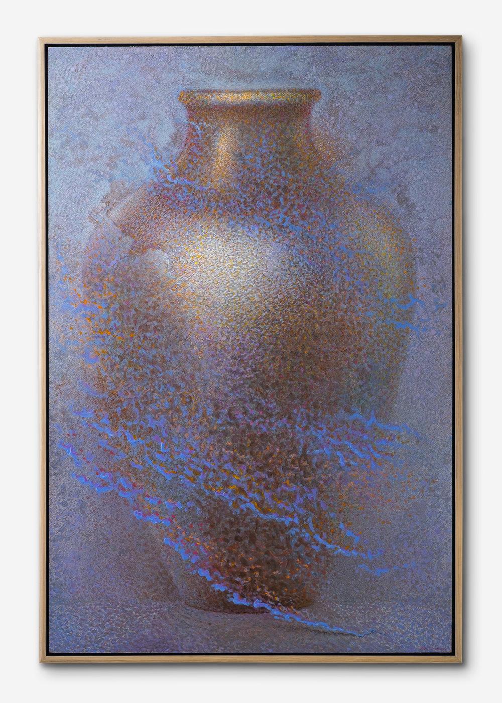 Earth Vase #36