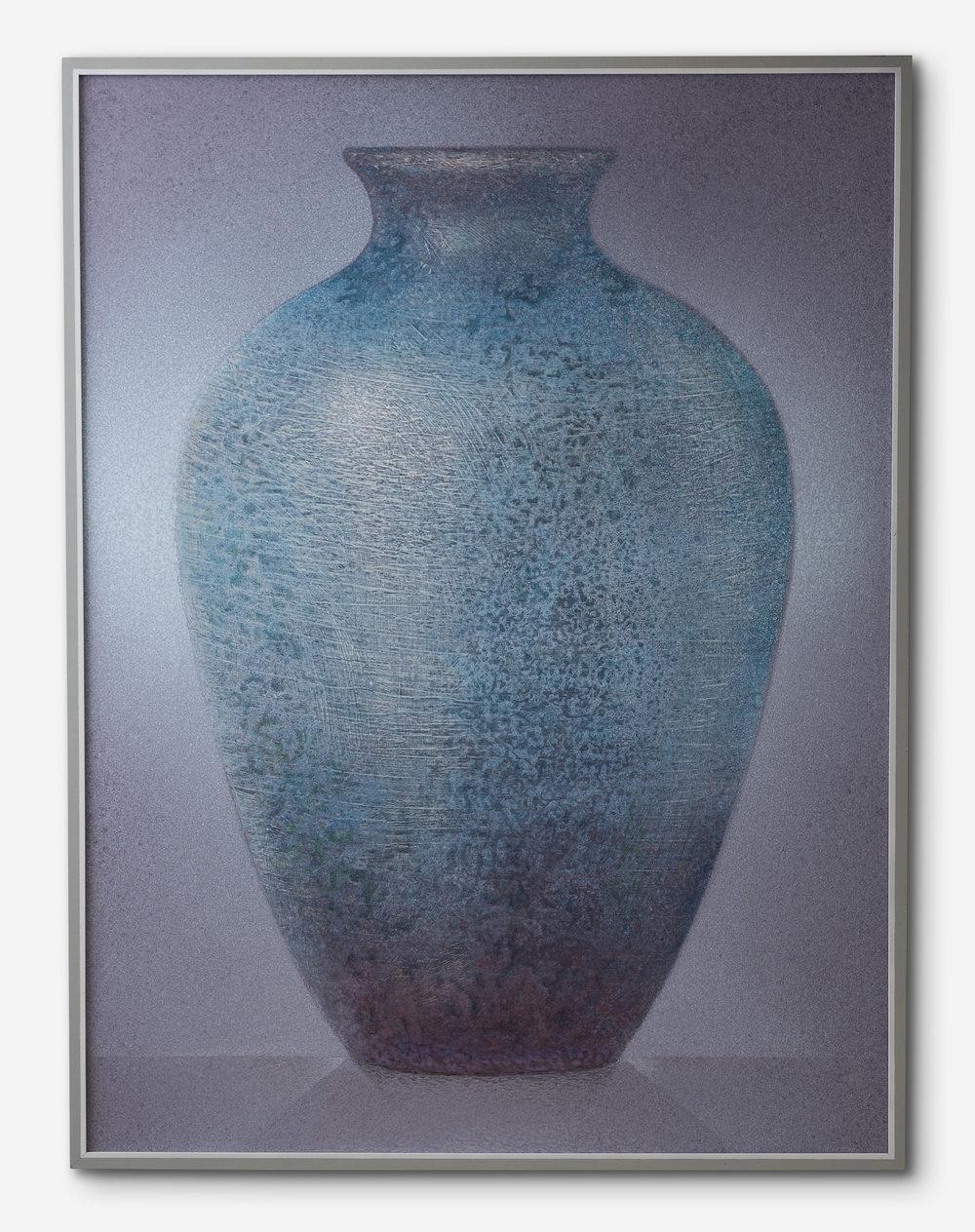 Earth Vase #13