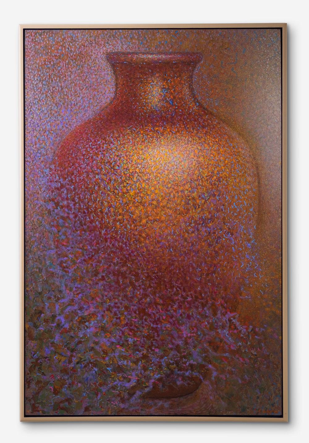 Earth Vase #6