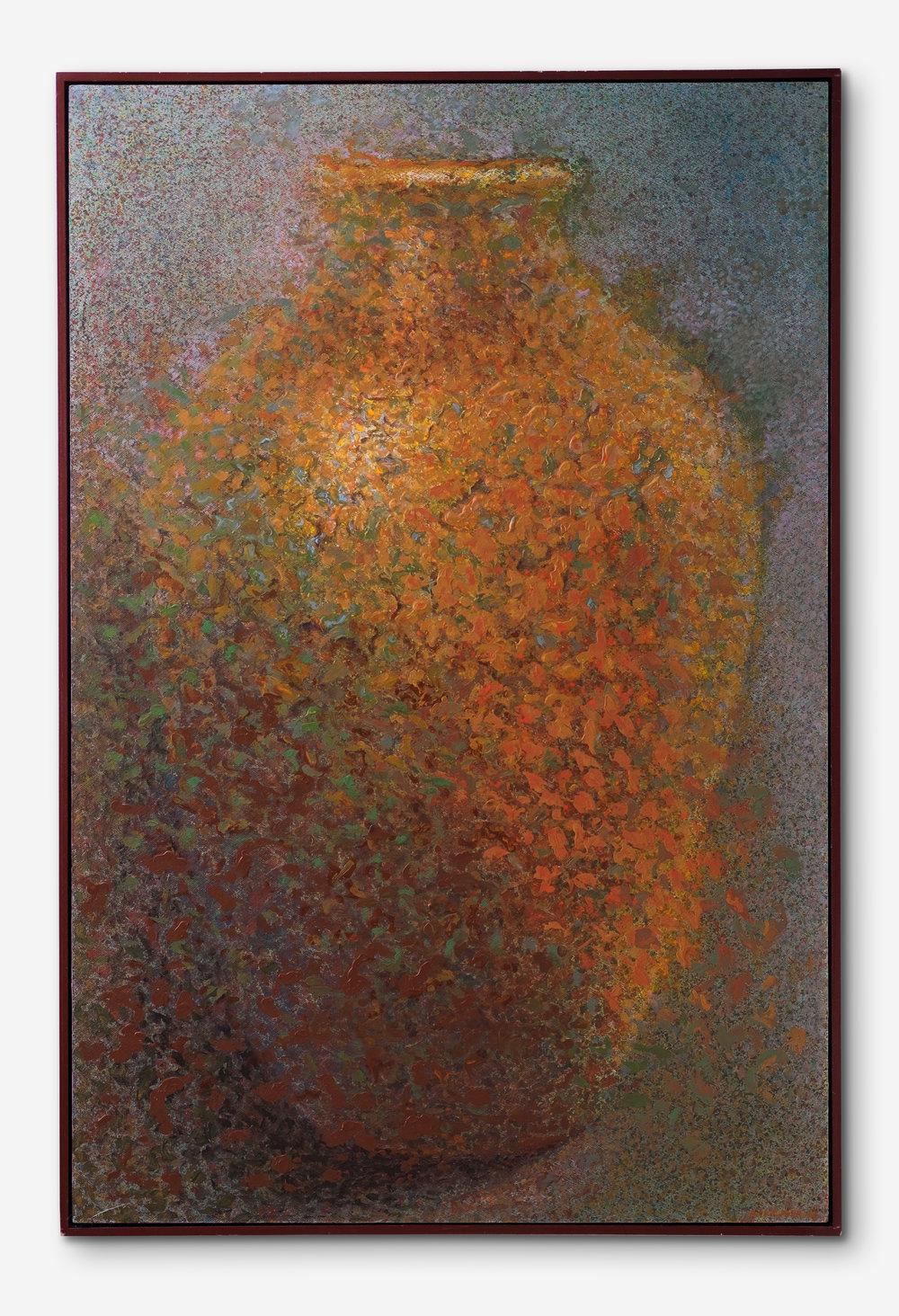 Earth Vase #38