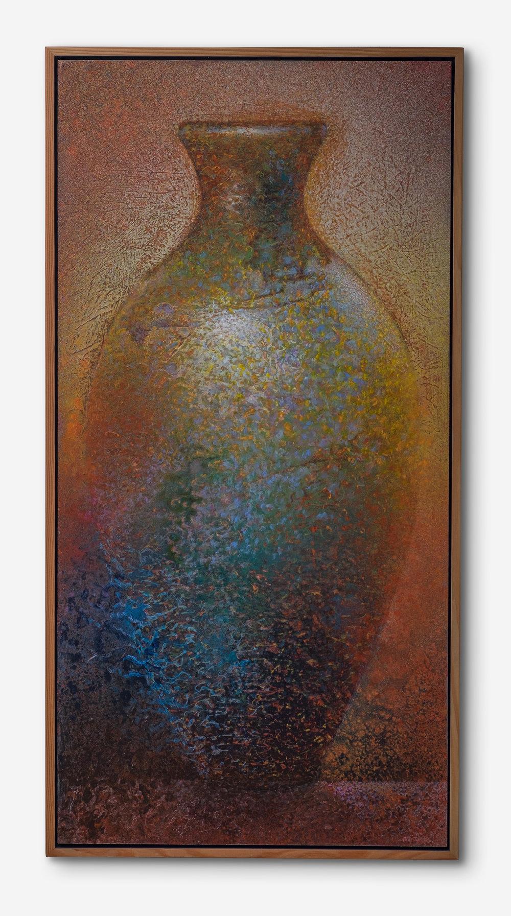 Earth Vase #31
