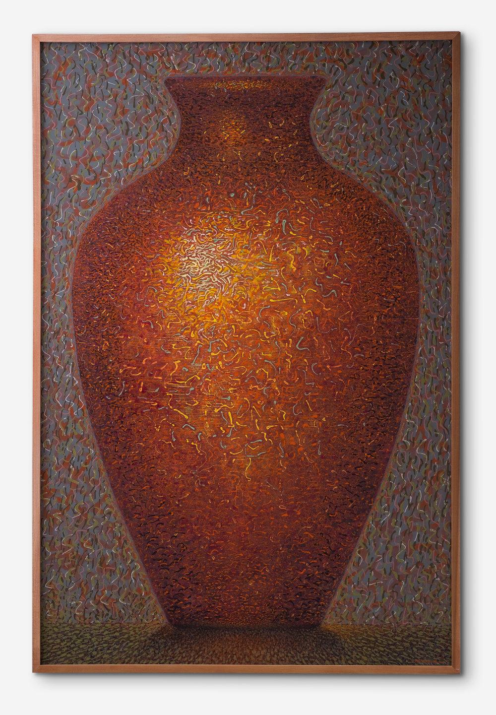 Earth Vase #20