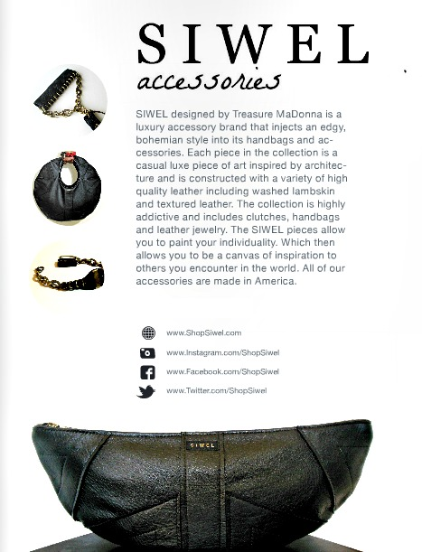 SIWEL Handbags by Treasure MaDonna Press - i10 Media - April 2013.jpg