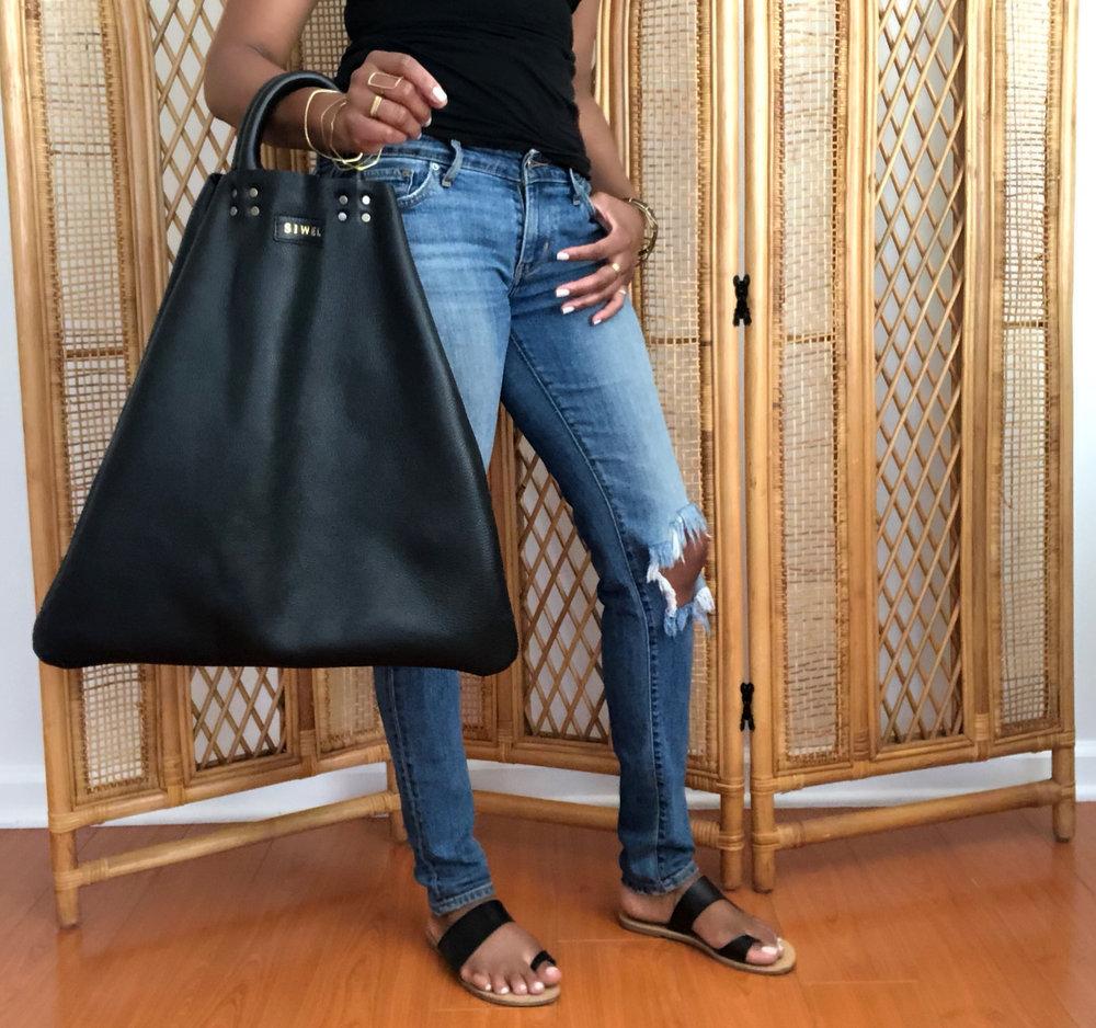 Nuri - Lifestyle + Travel Bag