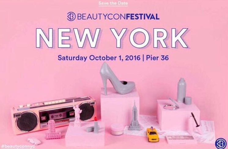 High Endurance Cosmetics @ BeautyCON | New York City | October 1