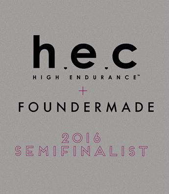 High Endurance Cosmetics @ FounderMade Future of Beauty | New York City | October 7