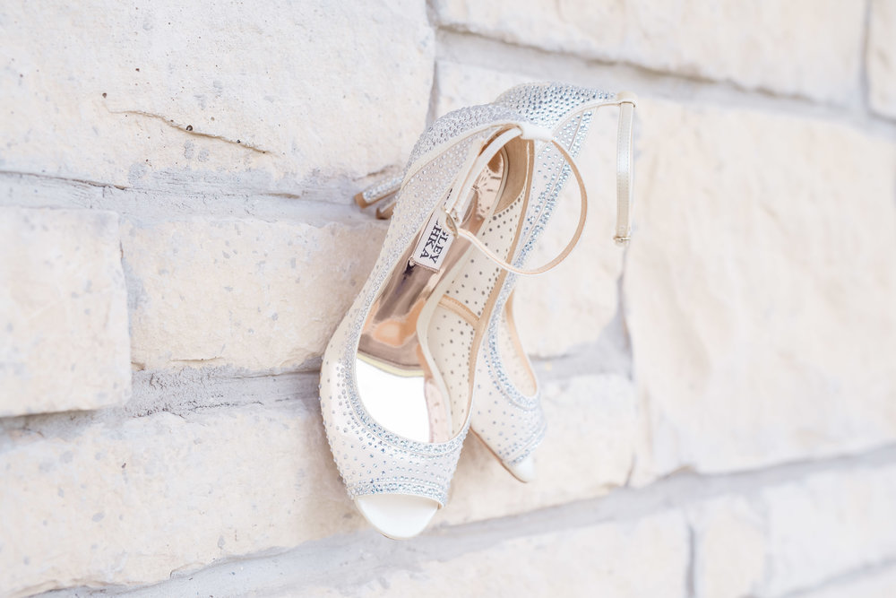 Wedding Shoes - Badgley Mischka - from Nordstrom.com