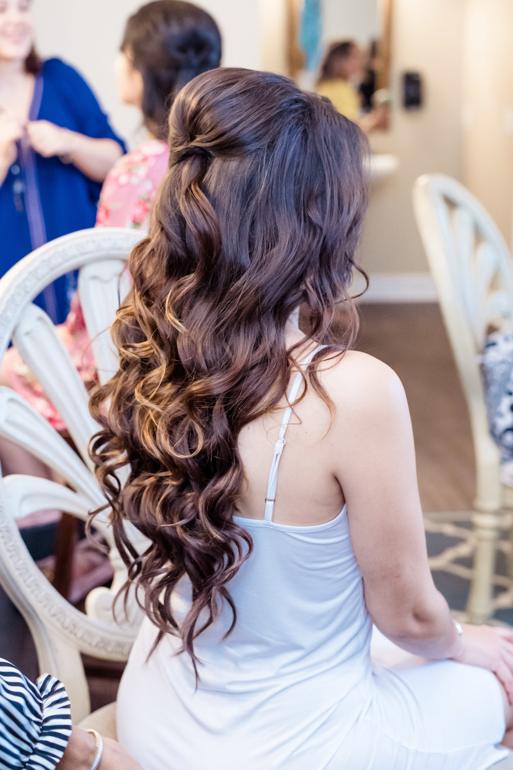 Bridal Hair - Done by Rosie