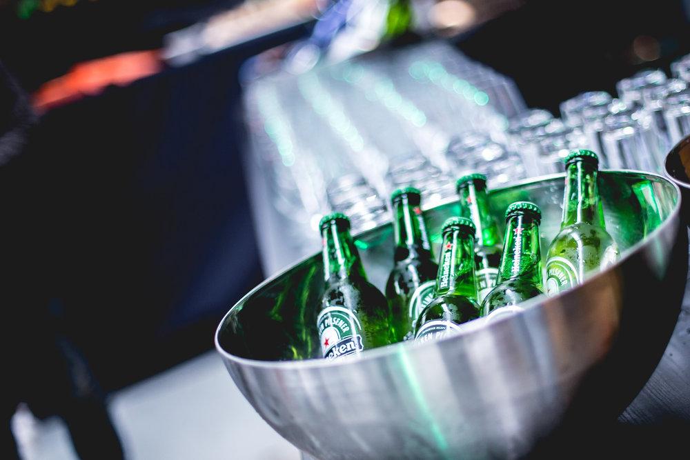 Beer GARDEN - Sponsored by Heineken