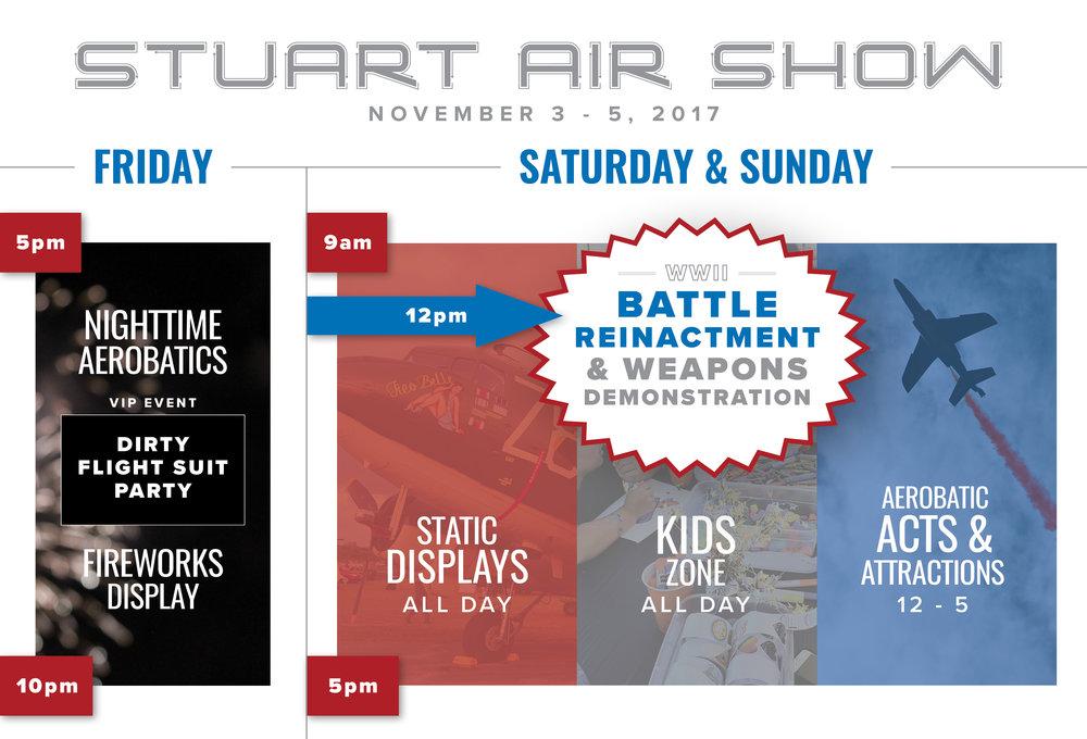 Copy Of Schedule Stuart Air Show