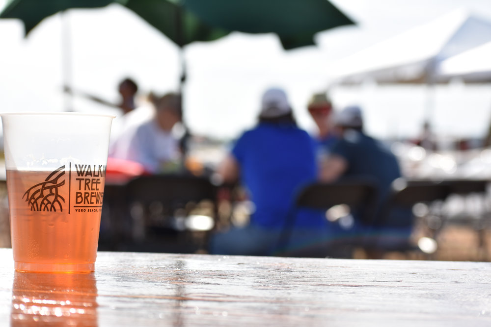 FLORIDA CRAFT BEER EXPERIENCE - on the show line