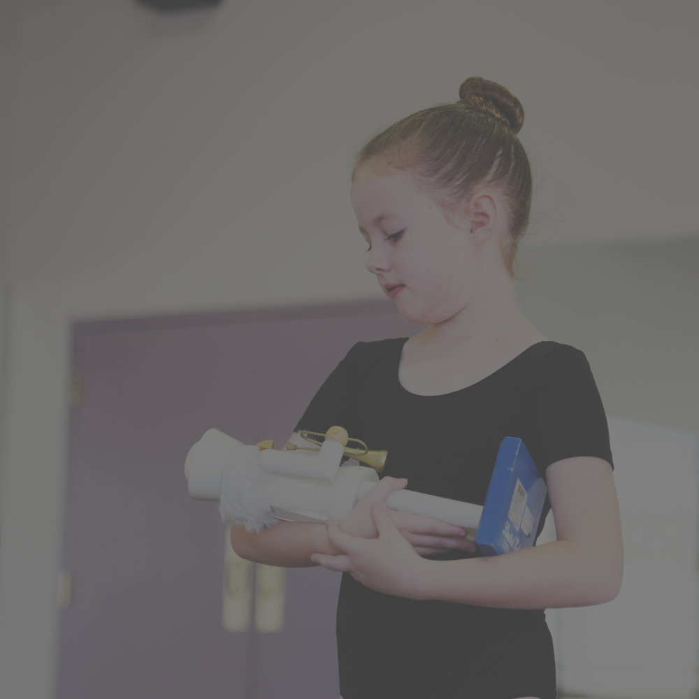 Nutcracker Camp - Monday, July 9 - Thursday, July 129:00am - 12:00pm$80*