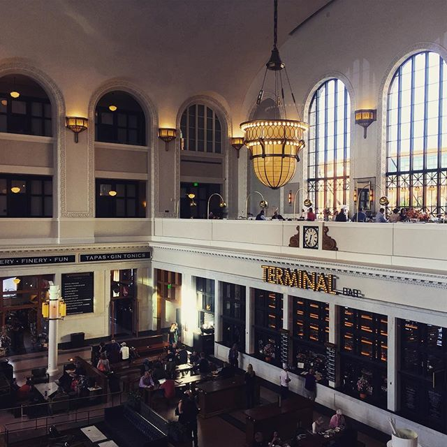 #latergram #denver #denverunionstation #visitdenver #colorado