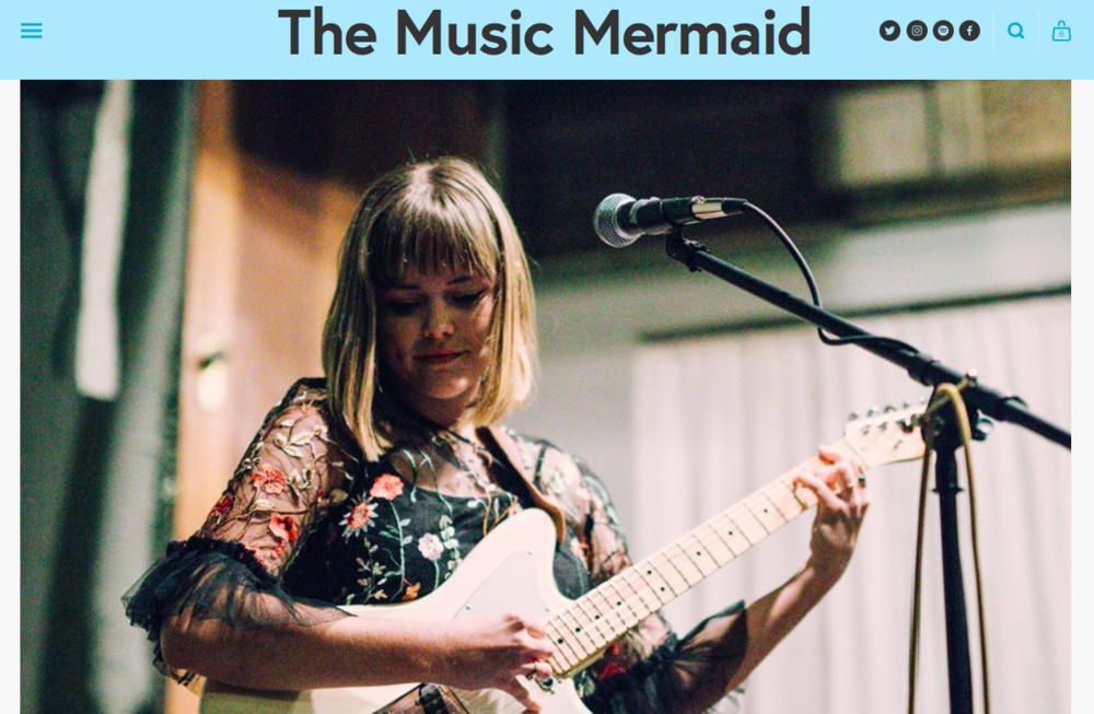 Interview w/ The Music Mermaid