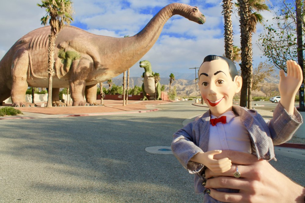 Cabazon Dinosaurs, Cabazon, California
