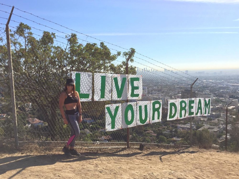Runyon Canyon, Los Angeles