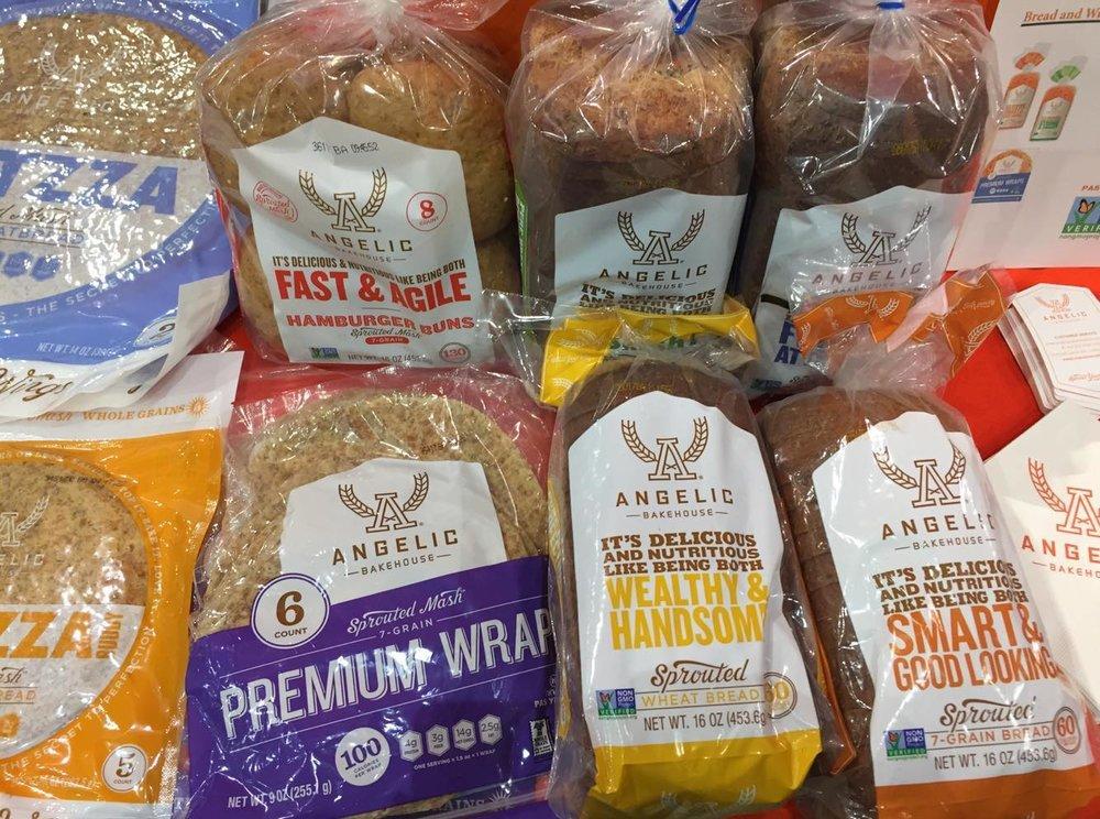 Angelic Bakehouse Bread