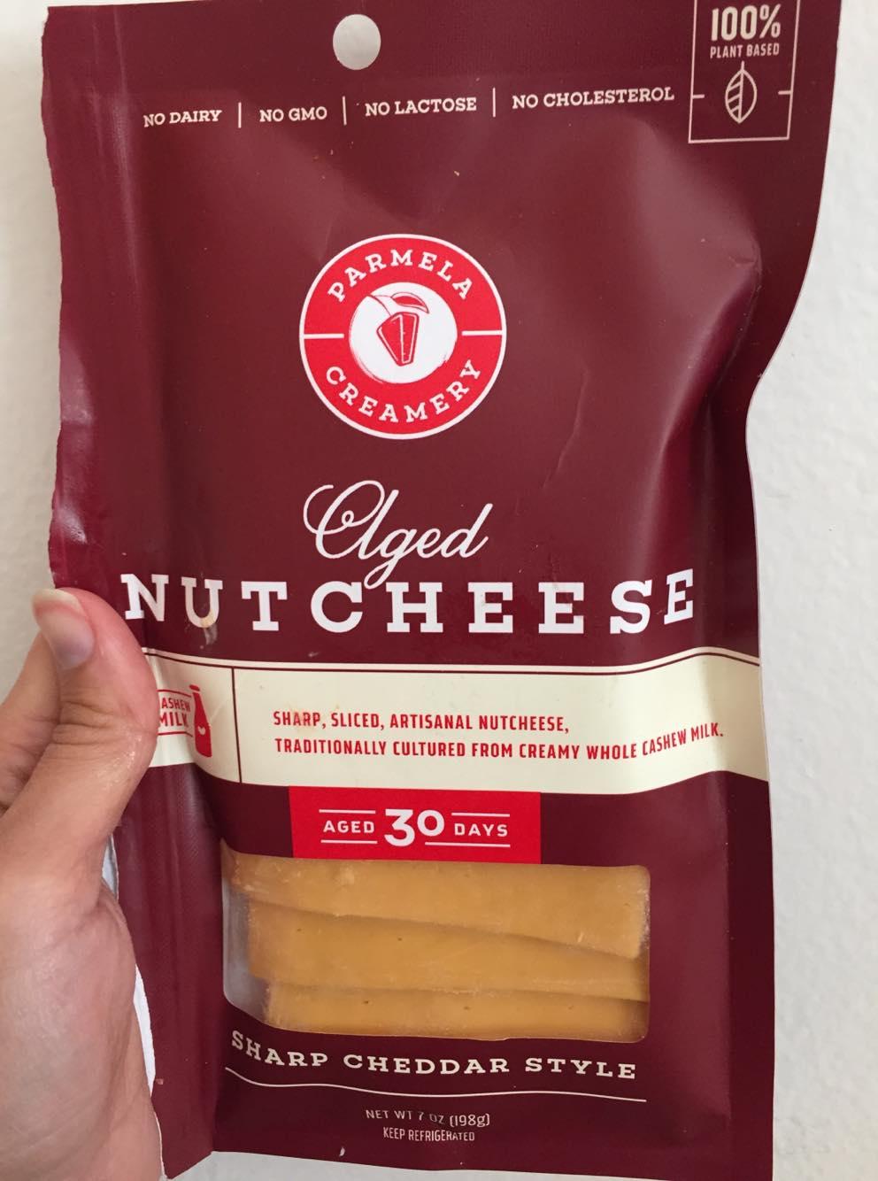 Parmela Creamery Nut Cheese