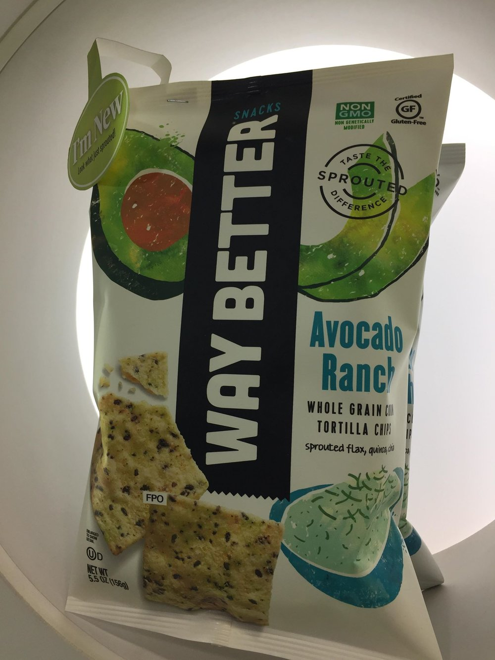 Way Better Avocado Ranch Chips
