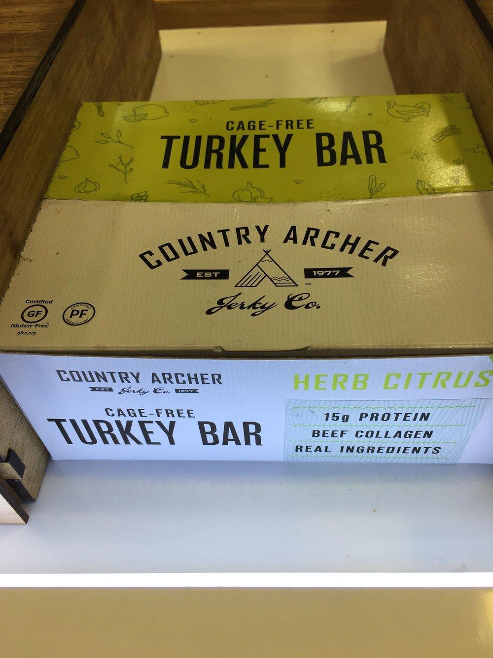 Country Archer Turkey Bar