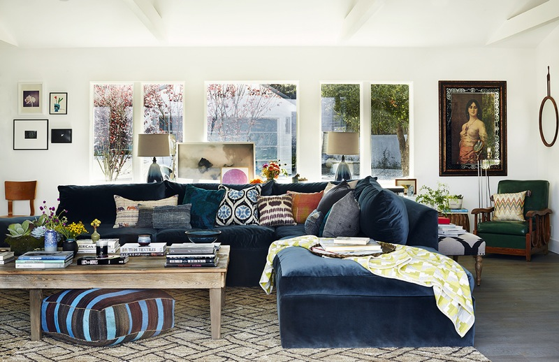 living-room-white-themed-navy-living-room-ideas-with-dark-black-modular-l-shaped-fabric-sofa-on-the-gray-tile-complete-with-the-retro-style-pillows-and-traditional-brown-wood-rectangle-shaped-table-on.jpg