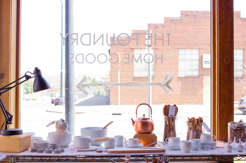 Minneapolis || The Foundry Home Goods