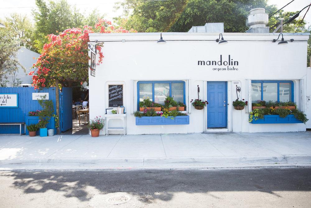 Miami || Mandolin Aegean Bistro