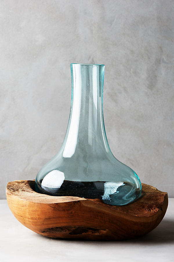 one of those vases you need to fill with nothing. - Anthropologie $58+