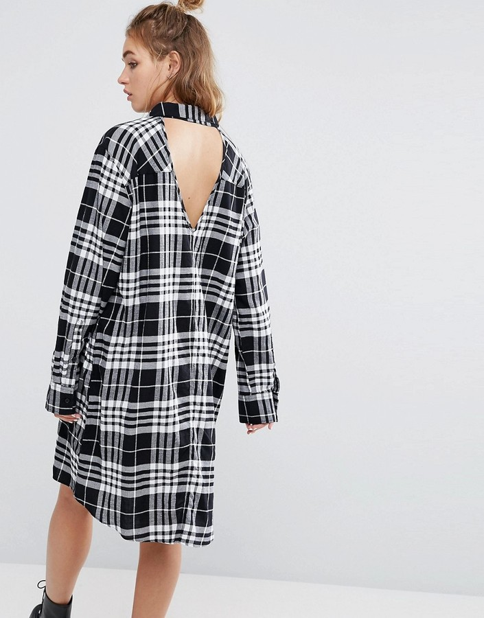 so what if it looks like you're wearing a tablecloth. - Asos $64