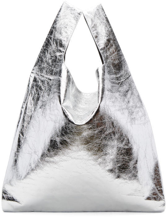 foiled. - MM6 Maison Martin Margiela $224