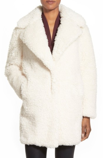 the illusion of a sheep...while look like a sheep. but a cute one. - Nordstrom $130