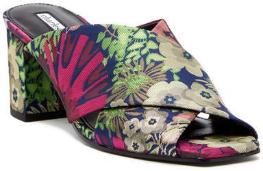 floral cross mule sandal - Nordstrom Rack $100