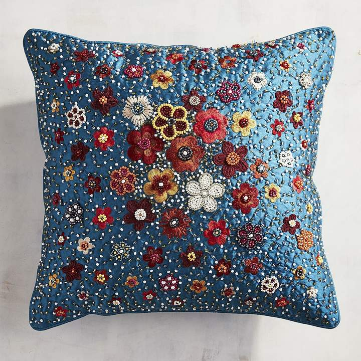 tiny floral bead pillow - Pier 1 Imports $25