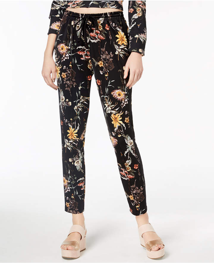 floral jogger - Macy's $35