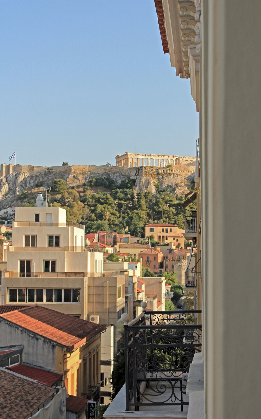 Emporikon Hotel Athens // Eclectic Prodigy //  8 Nights in Greece // Where to Stay, Visit and Eat
