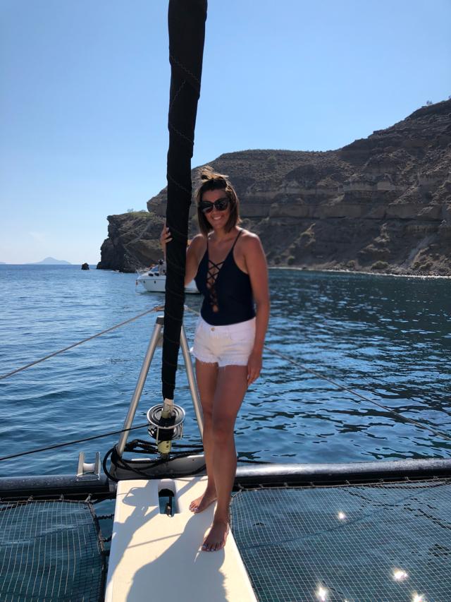 Caldera Yachting Santorini // Eclectic Prodigy