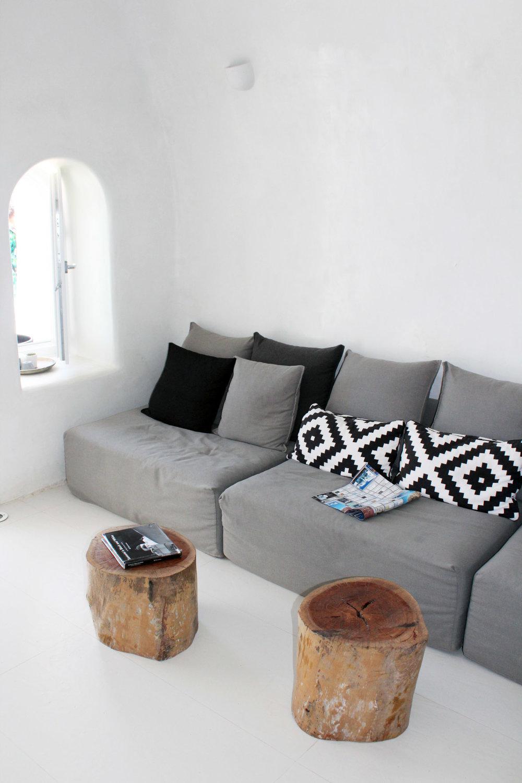 Porto Fira Suites Santorini // Eclectic Prodigy