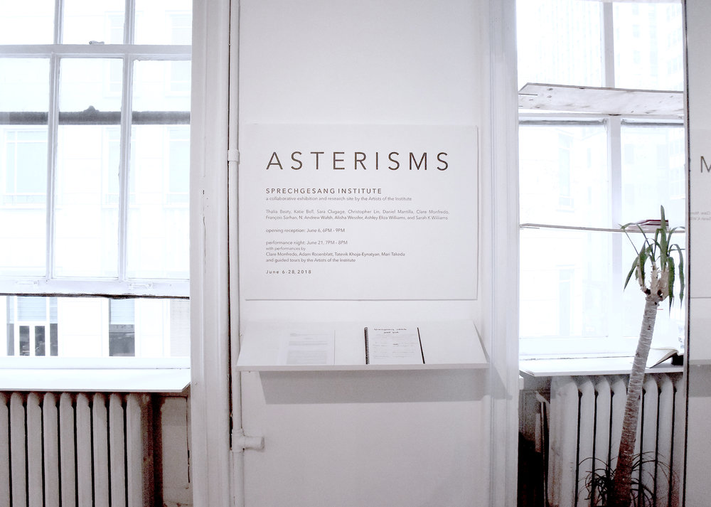 Asterisms enterance.jpg
