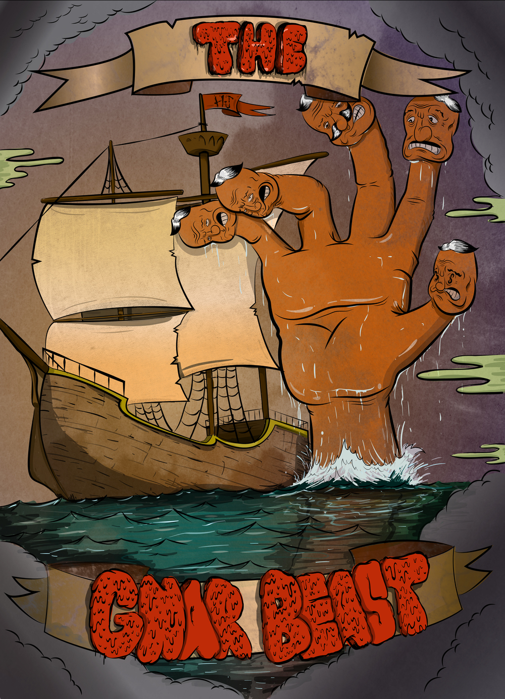 The Gnar Beast