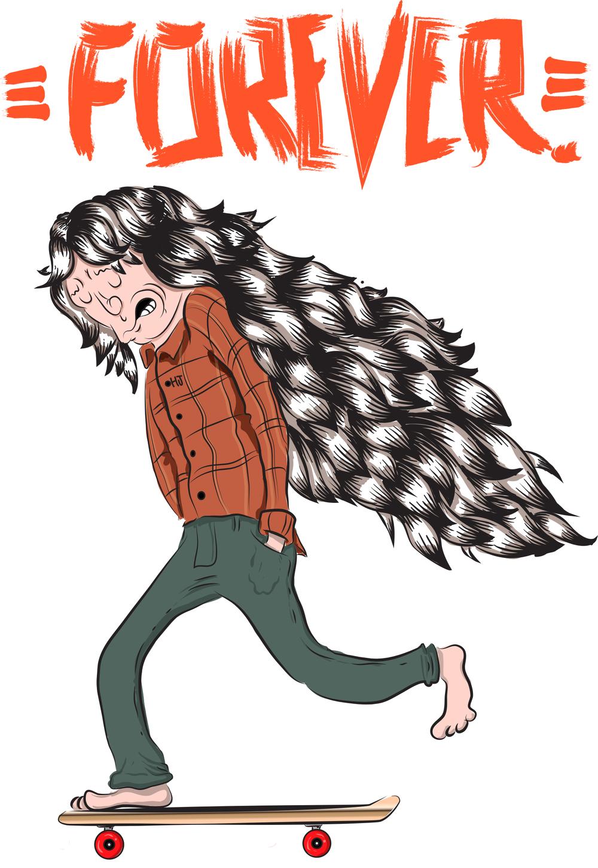 Shredder Forever